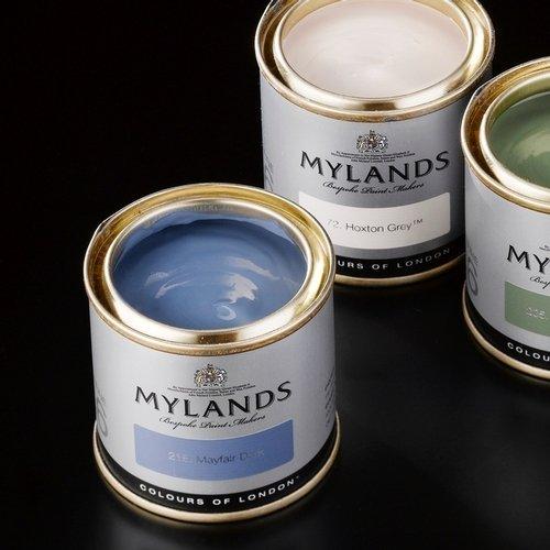 Mylands Colours of London Marble Matt Emulsion Sample Pot No 181 Hurlingham 100ml (3.38 oz)