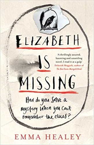 Image result for elizabeth is missing