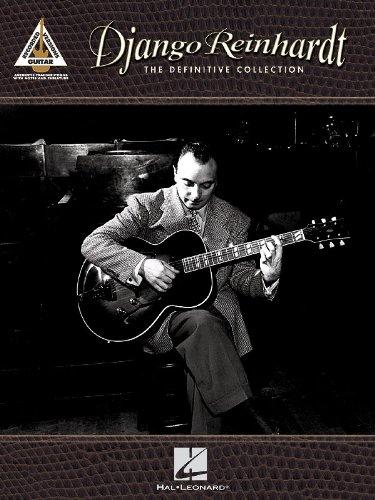 Django Reinhardt - The Definitive Collection - Guitar Recorded Versions