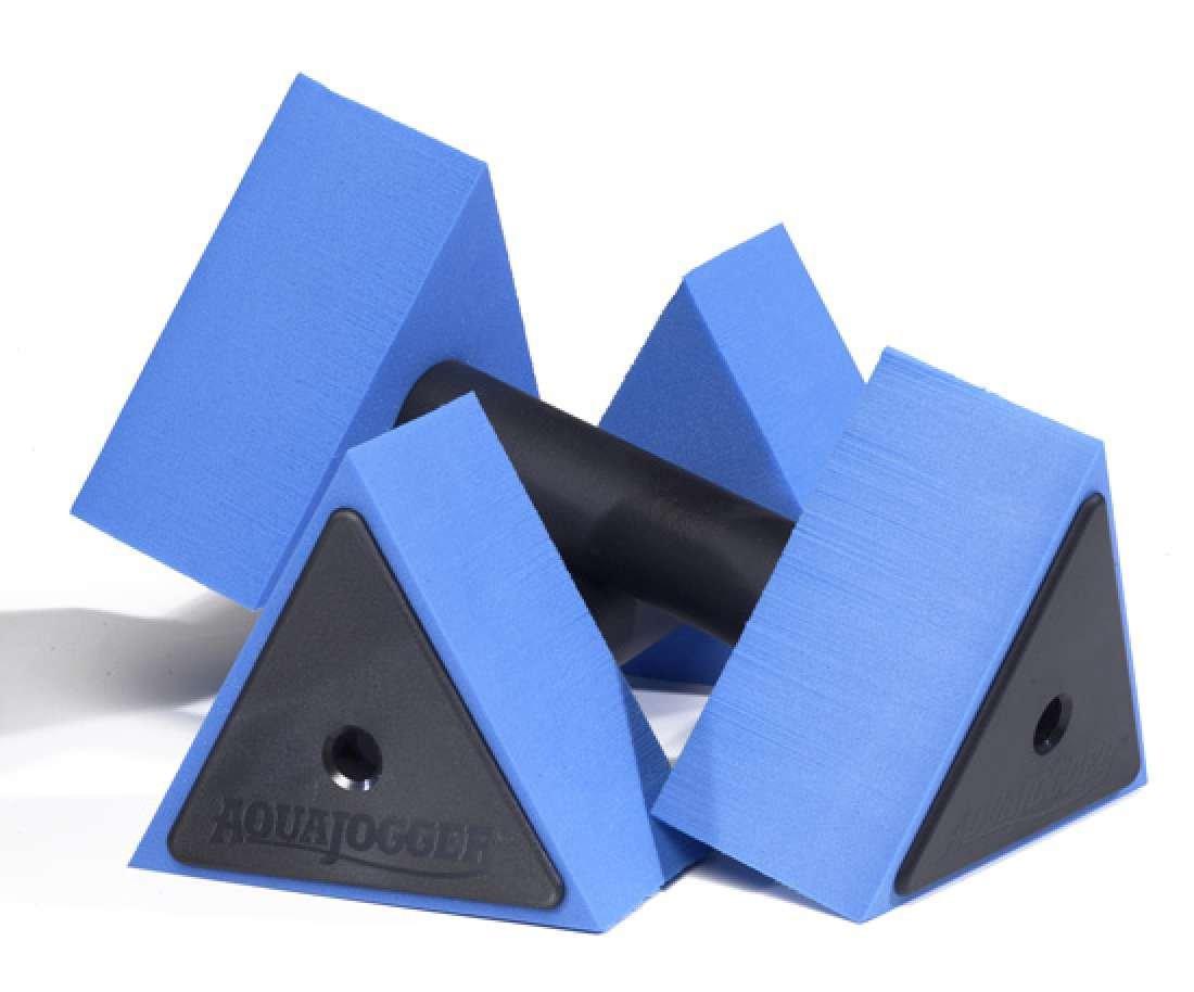 AquaJogger Delta Bell, Blue (Medium/Triangular) AP19 AP19-83M