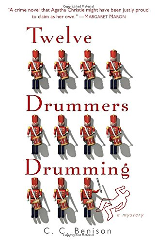 Twelve Drummers Drumming Christmas Mystery product image