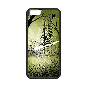 """Customized Durable Case for Iphone6 Plus 5.5"""", Dragonfly Phone Case - HL-R668709"""