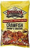 Louisiana Fish Fry Crawfish, Shrimp & Crab Boil Seasoning (4.5 Pounds) (4 Pack(4.5 Pounds))