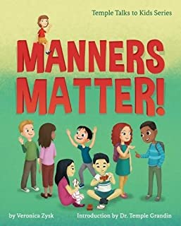 Book Cover: Manners Matter!