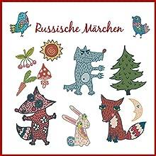 Russische Märchen Hörbuch von E. T. A. Hoffmann Gesprochen von: Karl-Heinz Klaus, Andreas Muthesius