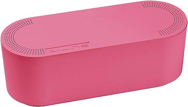 D Line Kabelbox Eu Ctusmlp Sw Kabelmanagement Box Zum Kabel Verstecken Bei Kabelsalat Klein Rosa Pink Baumarkt