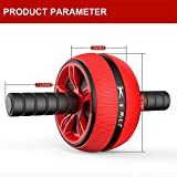 æ— ABS Exercise Wheel, Home Ab Roller for Abs