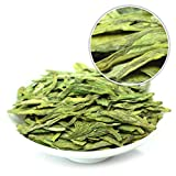 GOARTEA 500g (17.6 Oz) Organic Nonpareil Supreme West Lake Xi Hu Xihu Dragon Well Long Jing Longjing Spring Leaf GREEN TEA
