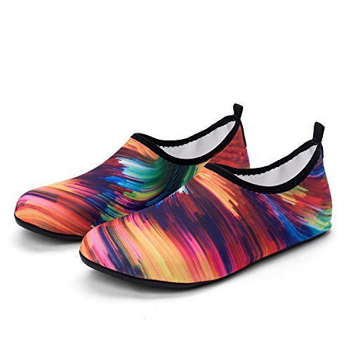 Yoga Womens Sneakers Swim Quick Boat Beach Shoes Barefoot Water Surf MOERDENG Dry 022multicoloured Mens Shoes gOq577