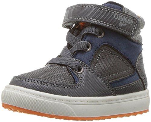Boys Adjustable Strap Shoes - 5