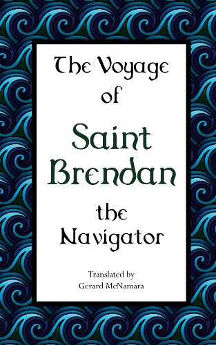 Amazon the voyage of saint brendan the navigator ebook gerard the voyage of saint brendan the navigator by mcnamara gerard fandeluxe Image collections