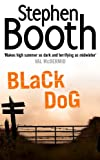 Front cover for the book Black Dog by Stephen Booth