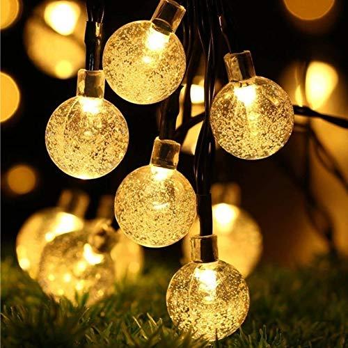Buy The Purple Tree Decorative Snow Globe String Led Lights For Diwali Christmas Wedding 3 Meter 1 Pc Diwali Lights Decorative Lights Diwali Lights For Window Festive Lights Led Lights Online