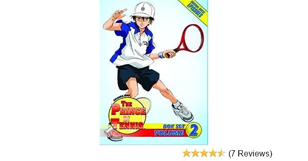 Amazon.com: The Prince of Tennis, Set 2: Various: Movies & TV