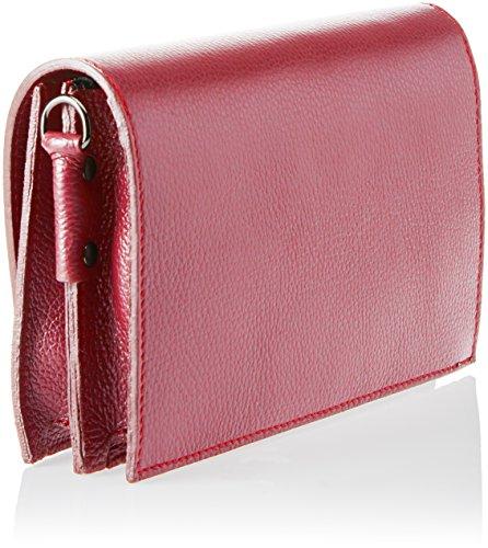 Rouge Rosso Rosso bandoulière Borse sac Chicca 1638 qwAgCI