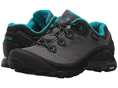 Ahnu Women's W Sugarpine II Waterproof Hiking Boot, Black, 7 Medium US by Ahnu