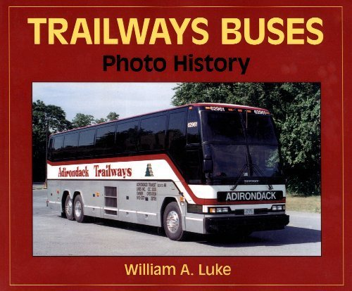 - Trailways Buses 1936-2001 Paperback March 1, 2014