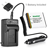 Kastar Battery (1-Pack) and Charger Kit for Kodak KLIC-7001 and Kodak EasyShare M320, M340, M341, M753 Zoom, M763, M853 Zoom, M863, M893 IS, M1063, M1073 IS, V550, V570, V610, V705, V750 Cameras