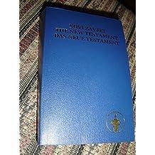 Trilingual New Testament / Croatian - English - German Language / Novi Zavjet - New Testament - Das Neue Testament