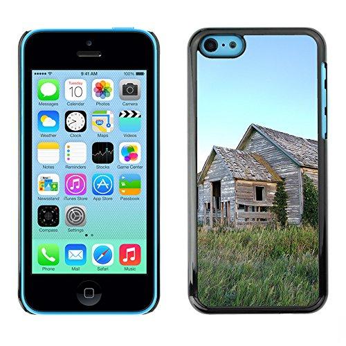 Premio Sottile Slim Cassa Custodia Case Cover Shell // F00006249 Swan Valley // Apple iPhone 5C