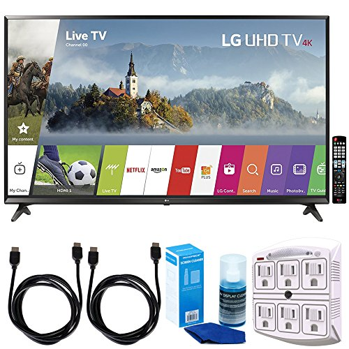 LG 65UJ6300-65 Super UHD 4K HDR Smart LED TV...