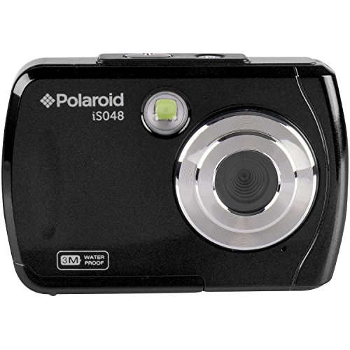 Polaroid iS048 Black