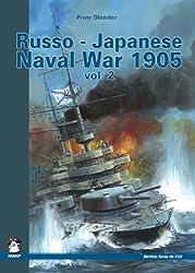 Russo-Japanese Naval War 1905, Vol. 2: Battle of Tsushima (Maritime (MMP Books))