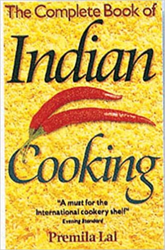 Book Complete Book of Indian Cooking
