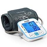 Blood Pressure Monitor,HOMIEE Upper Arm Digital Blood Pressure Machine-Backlight 3.5 inch LCD Display,22-36CM