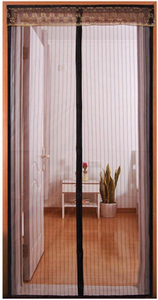 QDR Mosquitera Puerta Magnetica Blanca,Cortina Mosquitera para ...
