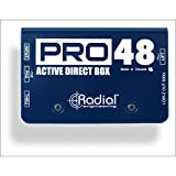 Radial Pro48 | Compact Active Direct Injection Box
