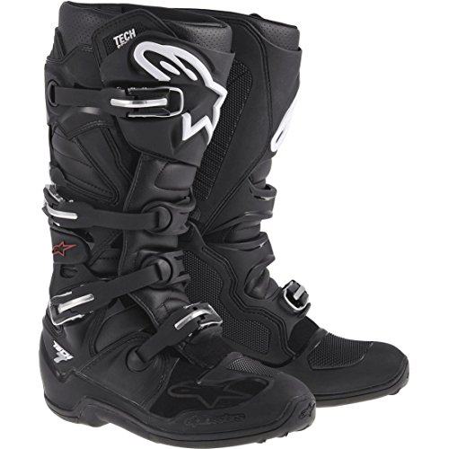 Alpinestars Tech 7 - Buckle Motorcycle Boots Brake Mens