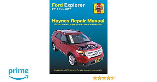 Repair - ford manual haynes .pdf explorer