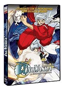 Inuyasha 3: La espada conquistadora [DVD]