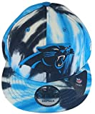 New Era Mens Marbled Team Snapback Carolina Panthers 11801701