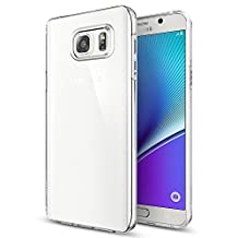 Spigen Slim Liquid Crystal Clear Case for Samsung Galaxy Note 5