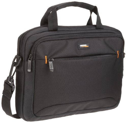 - AmazonBasics 11.6-Inch Laptop and iPad Tablet Shoulder Bag Carrying Case