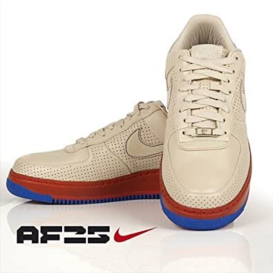 finest selection ef558 23ea9 Amazon.com | Nike Air Force 1 Mid Supreme Max Air 07