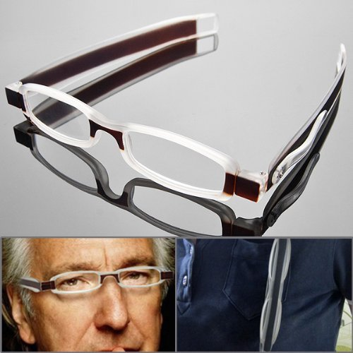 Folding Reading Glasses Eyeglasses Portable