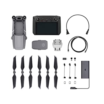 Dji mavic 2 zoom + smart controller: Amazon.es: Electrónica