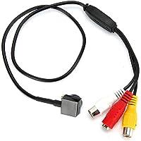 Hopcd Mini kamera CCTV, 1000 TVL przewodowa mini CCTV mikro małe audio i wideo nadzór HD kamera do kamery bezpieczeństwa
