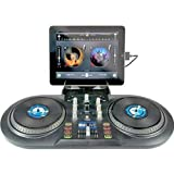 Numark iDJ Live | DJ Controller for iPad, iPhone or iPod Touch (30-pin)