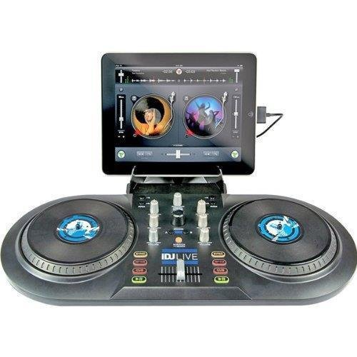Numark iDJ Live DJ Controller for iPad, iPhone or iPod Touch