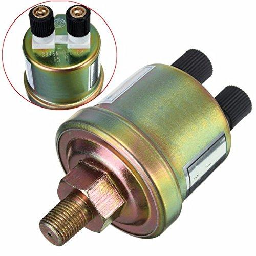 1/8 Npt Oil Pressure Sensor Engine Oil Pressure Switch Sensor B077H26NBY