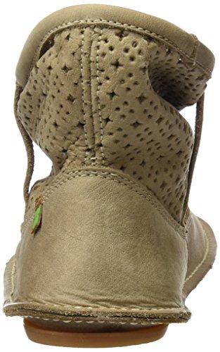 Piedra Mujer Naturalista El para Nf17 Gris Botines WvqWzHxA