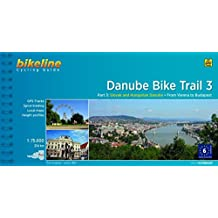DANUBE BIKE TRAIL 3 FROM VIENNA TO BUDAPEST