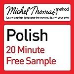 Michel Thomas Method: Polish Course Sample | Jolanta Cecula