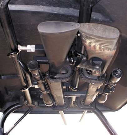 Used, 04-07 YAMAHA RHINO660: Great Day Quick Draw Overhead for sale  Delivered anywhere in USA