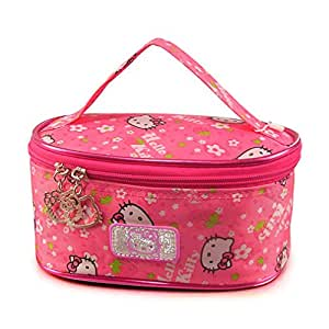 Hello Kitty Soft Cosmetic Bag / storage bag HK@TLJST01M