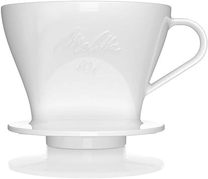 Amazon.com: Melitta 101 permanente porcelana filtro de café ...